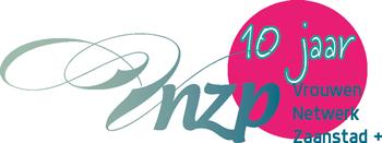 Logo Stichting VNZP bestaat 10 jaar